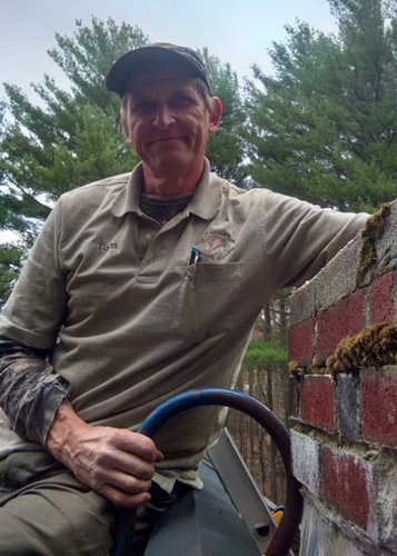 Professionalism, Quality Work , Integrity and Love of His Work make Tom Olander's Wildlife Control Company your best choice in Wildlife Control and All things bat related.